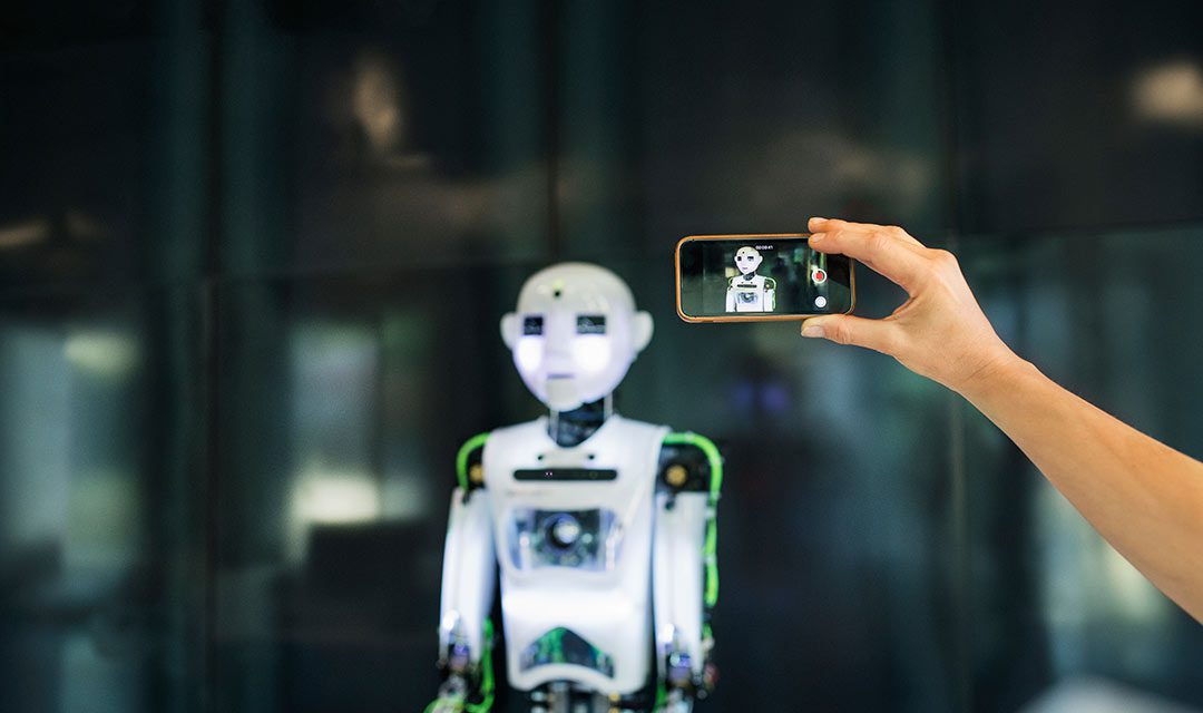Robotica collaborativa: la prima tecnologia abilitante dell'Industria 4.0